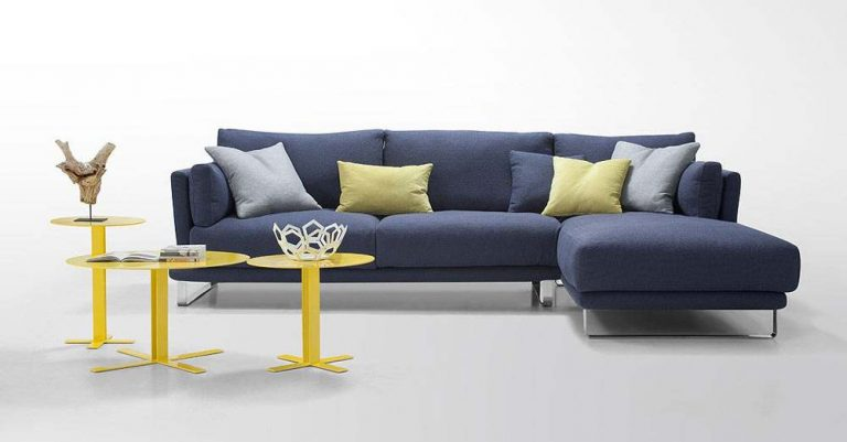 Astonishing Blue Sectional Seats
