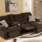 Awesome Shape of Small Sectional
