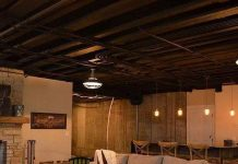Basement Ceiling Ideas for You to