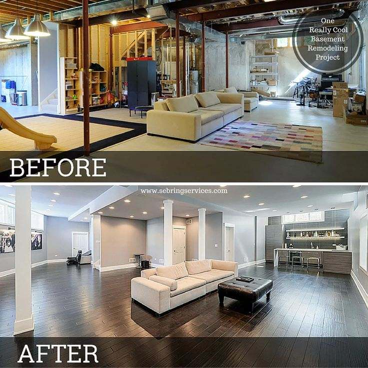 Basement Renovation Ideas To Get Beautiful LooksBetterNow Fascinating Basement Renovation Ideas