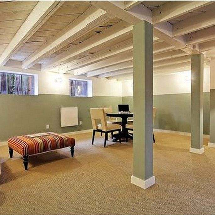 Basement Renovation Ideas to Get Beautiful Arrangement