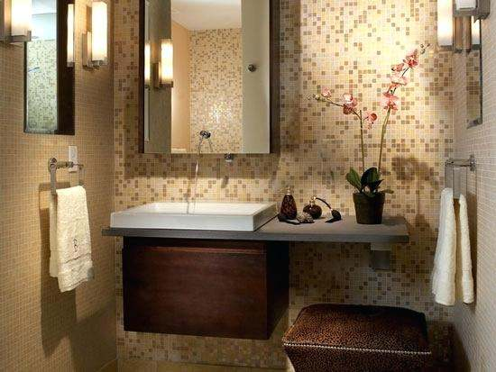 Bathroom Decorating Ideas for Comfortable Look