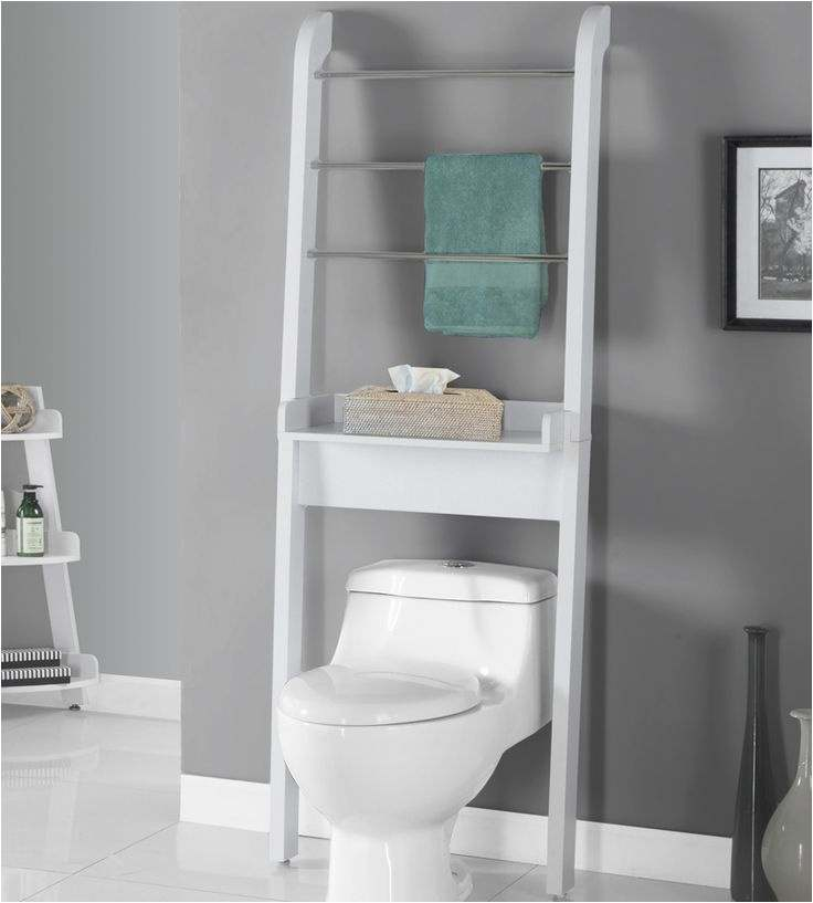 Bathroom Etagere in Good Position_ - LooksBetterNow