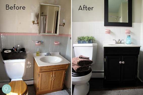 Bathroom Makeovers Ideas | Bathroom Makeovers Ideas For Inspiration Looksbetternow