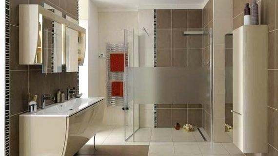Bathroom Styles in Various Models