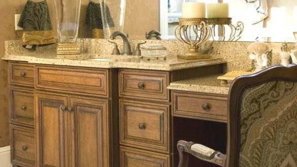 Bathroom Vanity Cabinets and Choosing the Common Style