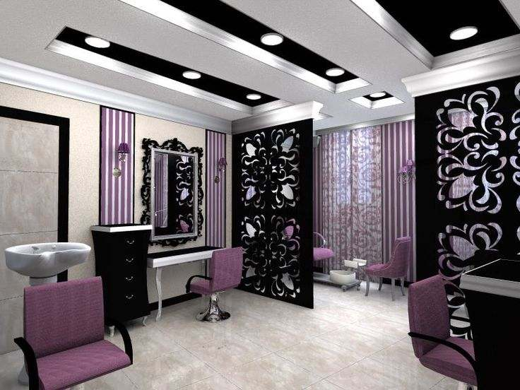 Beauty Salon Decorating Ideas Interior Design Looksbetternow