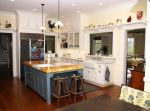 Butcher Block Kitchen Island Designs