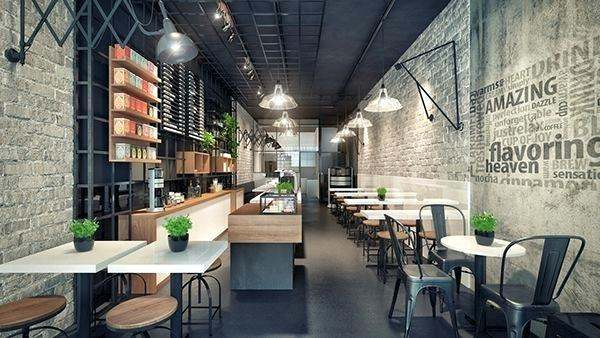 Cafe Decor Ideas Interior