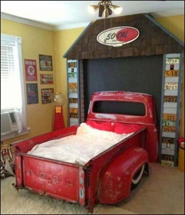 Cars Bedroom Decor Ideas for Boys Room