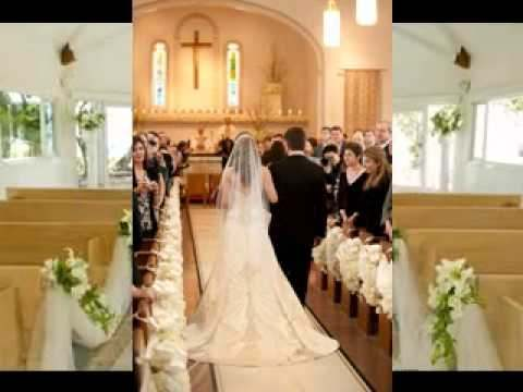 Church Decoration Ideas for Wedding