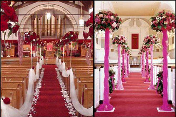 Church Decoration Ideas for Wedding LooksBetterNow Simple Church Decoration Designs