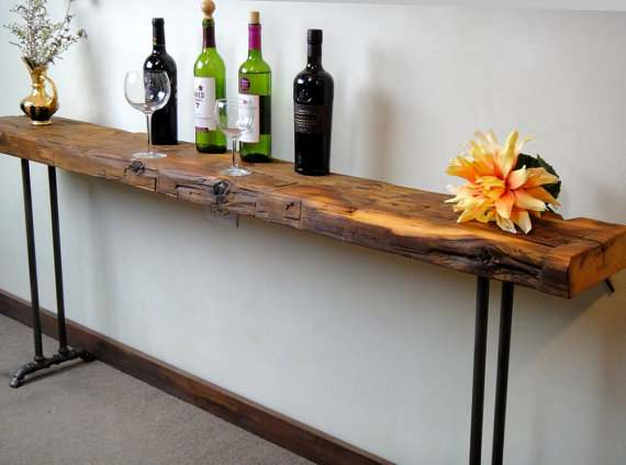 Considerations in Getting Industrial Console Table