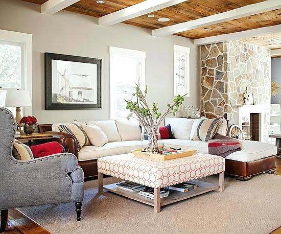 Cottage Style Decorating Ideas for Living Room - LooksBetterNow