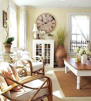 Country Cottage Decorating Ideas with Natural Elements