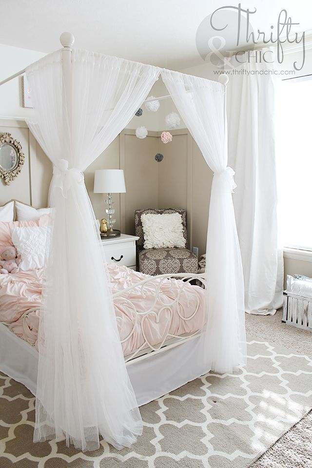 Decorating Ideas For Girls Bedrooms Sweet Look