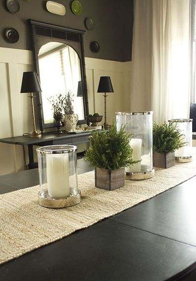 Dining Tables Decoration Ideas and Designs