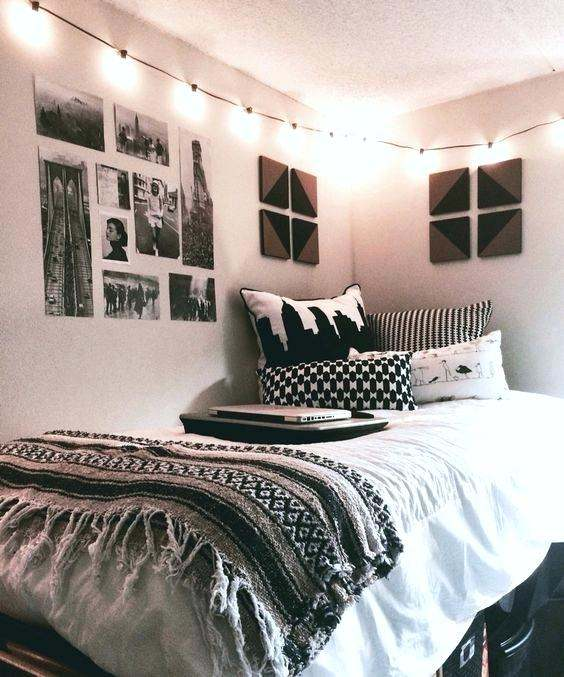 Dorm Decorating Ideas That Are Cool and Fun for Winter