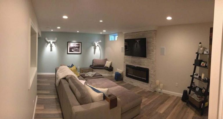 Finished Basement Benefits