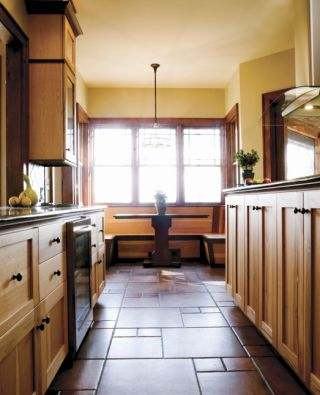 Galley Kitchen Designs in Great Advantages