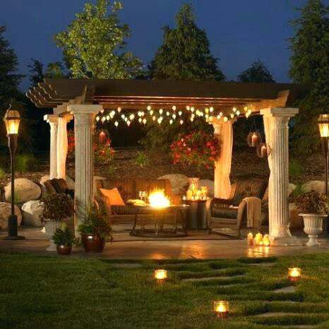 Gazebo Decorating Ideas Make Your Garden Look Amazing