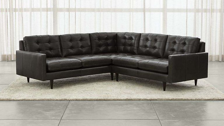 Getting the Leather Sectional Sofas Today