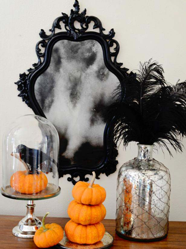Halloween Decor Ideas Always Use the Pumpkin