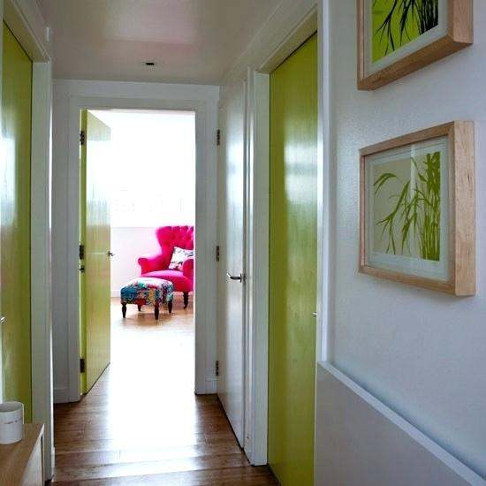 Hallway Decorating Ideas Which Not Look Scary