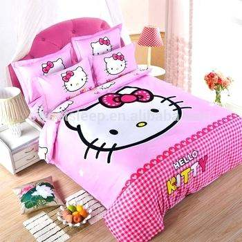 Happiness inside Hello Kitty Bed Set