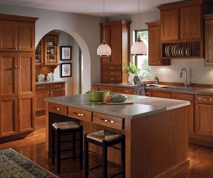 Hickory Cabinets, Distinctively Beautiful Furniture