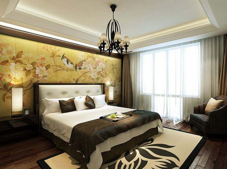 Inspiring Ideas of the Asian Bedroom Decor